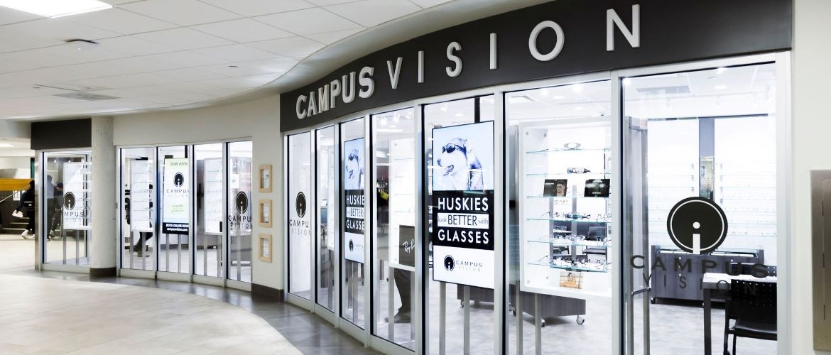 University of Saskatchewan Campus Vision Fit-Up